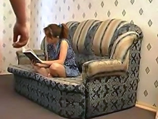 Amateur Daughter Homemade Old and Young Teen