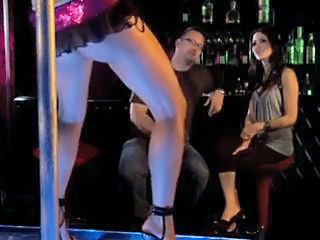 Amazing Dancing Legs Stripper
