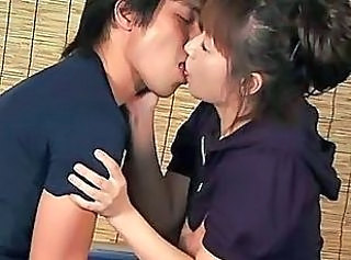 Asian Kissing