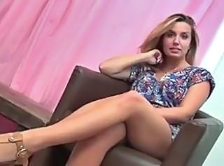 Amazing Cute French Legs Teen