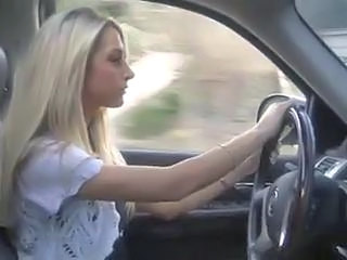 Car Cute Teen