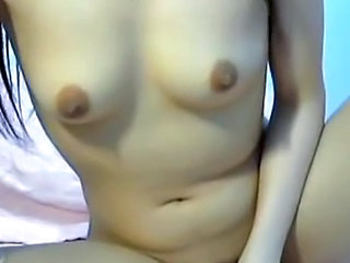 Asian Cute Korean Masturbating Teen Webcam