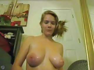 Oiled Teen Webcam