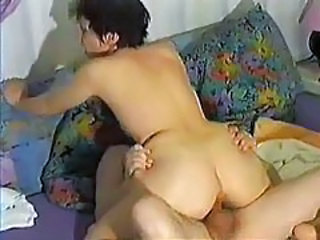 Ass Mature Riding Vintage