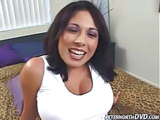 Big Tits Cute Latina MILF