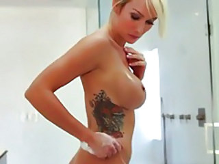 Bathroom MILF Tattoo
