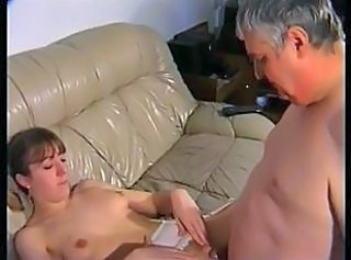 Amateur British Daddy Daughter Old and Young Teen