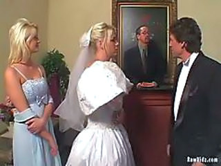 Bride Threesome