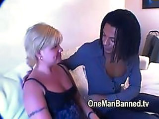 Amateur Interracial Mature Wife