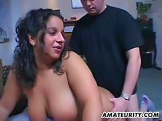 Amateur Chubby Doggystyle MILF Natural SaggyTits
