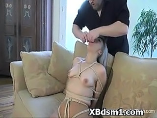 Bondage Hardcore Homemade Pantyhose