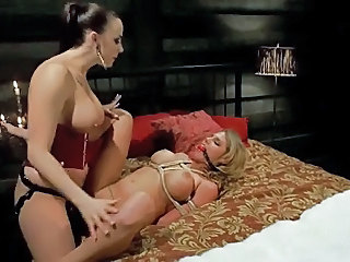 Bdsm Big Tits Bondage Strapon