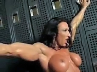 Big Tits Mature Muscled Silicone Tits