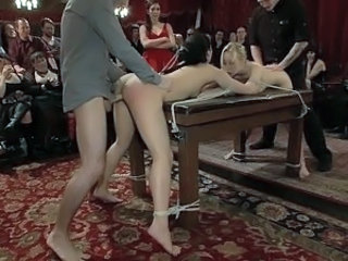 Bondage Doggystyle Groupsex Party