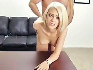 Casting Doggystyle Teen