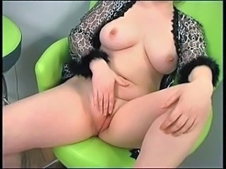 Big Tits Chubby Masturbating Mature