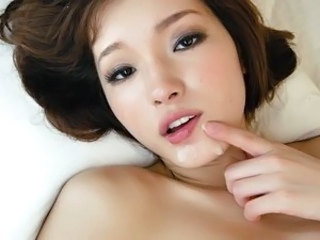 Mei Haruka Asian has her tight pussy invaded