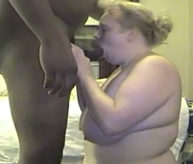 Amateur BBW Blowjob Cuckold Homemade Interracial Mature Wife