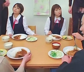 Asian Bukkake Japanese Student Teen Uniform