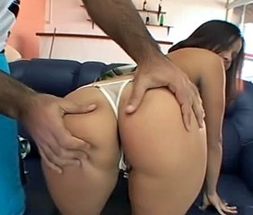 Ass Babe Brazilian Latina Panty