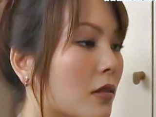 Asian Cute MILF Wife