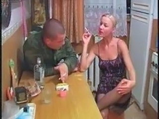 Drunk Kitchen Russian Smoking