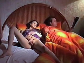 Masturbating MILF Russian Sleeping Wife