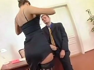 Ass MILF Office Secretary