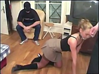 Amateur Fetish Slave Teen Threesome