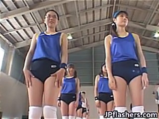 Amateur Asian Japanese Sport Teen Uniform