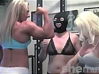 Fetish Muscled Sport