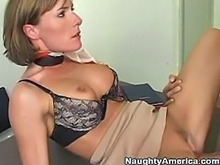 Lingerie MILF Teacher