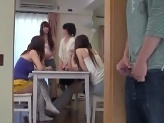 Asian Japanese Teen Voyeur