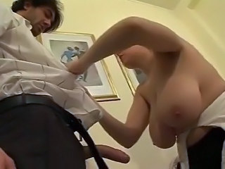 Big cock Big Tits Italian Natural