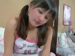 Pigtail Russian Teen