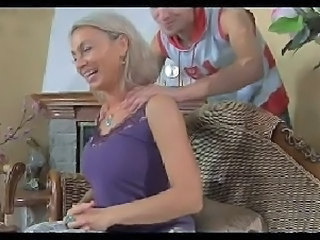 MILF Mom Old and Young Russian