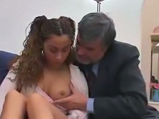 Daddy Old and Young Solo Teen