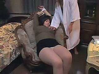 Asian Bondage Chubby Fetish MILF