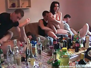 Amateur Drunk Groupsex Orgy Party Swingers