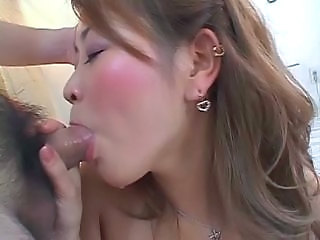Asian Blowjob Japanese Small cock