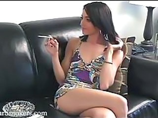 Amazing Cute Smoking Teen
