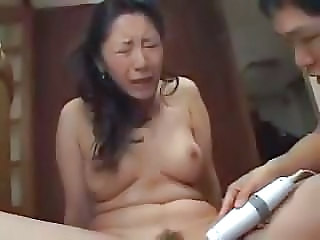 Anal Asian Dildo Japanese MILF Orgasm Toy