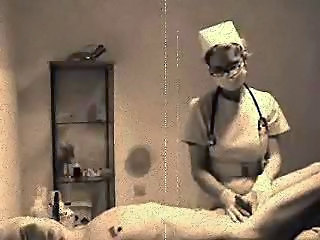 Amateur Doctor Handjob Uniform Vintage