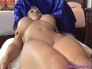 Amazing Big Tits Massage Pornstar Shaved