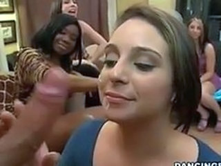 Big cock CFNM Cumshot Facial Party Teen