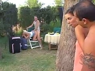 Groupsex Hardcore Outdoor Swingers
