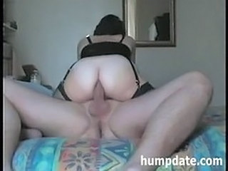 Amateur Anal Homemade Riding Wife