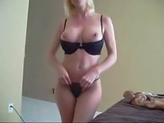 Mom catches her son masturbating and helps him