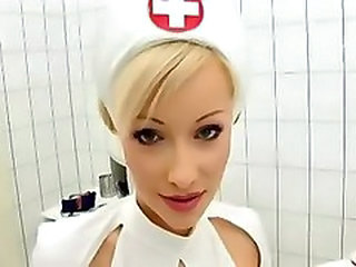 Cute Nurse Teen Uniform