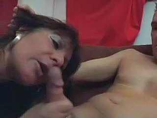 Groupsex Older Old and Young Strapon